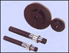 Ground Spur Gears [SSG] Ground Spur Pinion Shafts [SSGS]